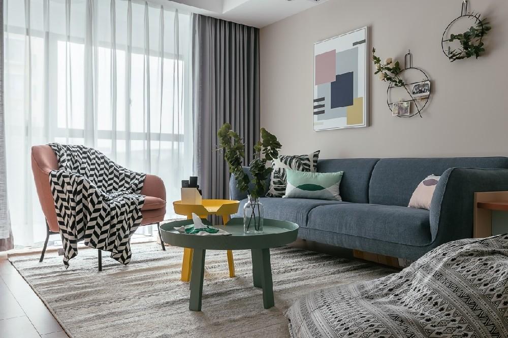 2020混搭90平米裝飾設計 2020混搭二居室裝修設計