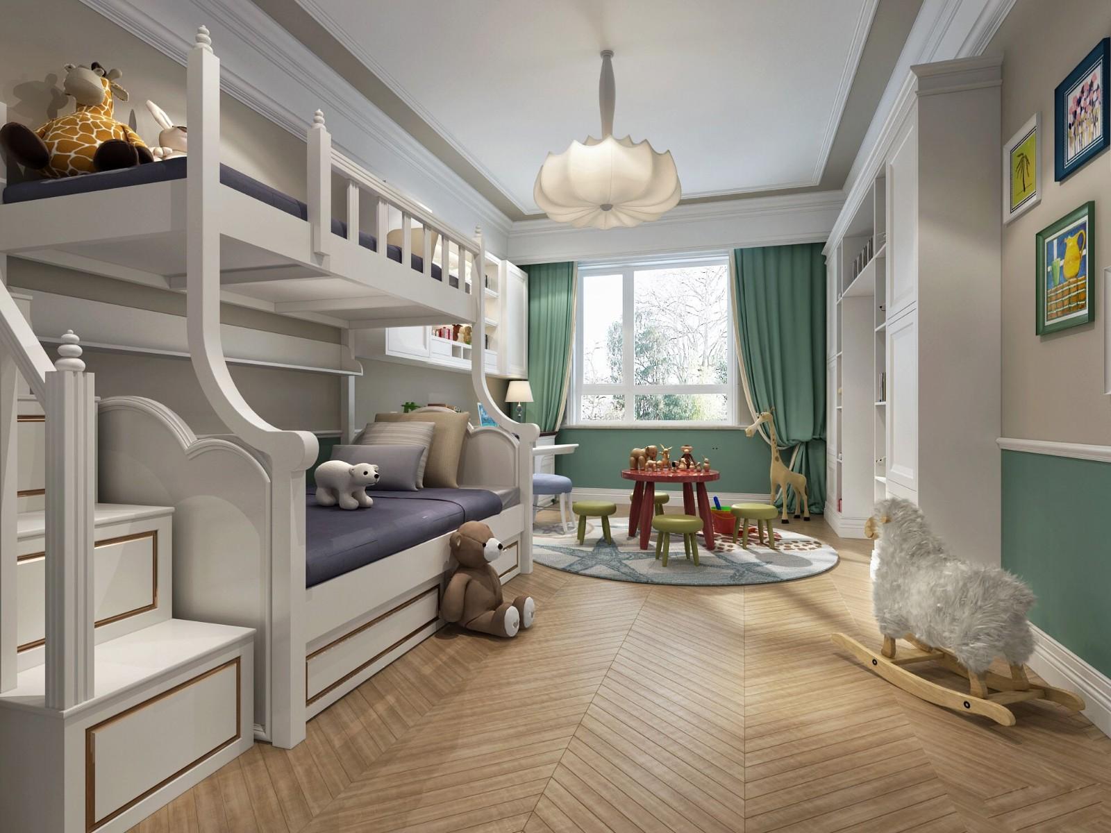 2020简欧卧室装修设计图片 2020简欧过道装修效果图大全