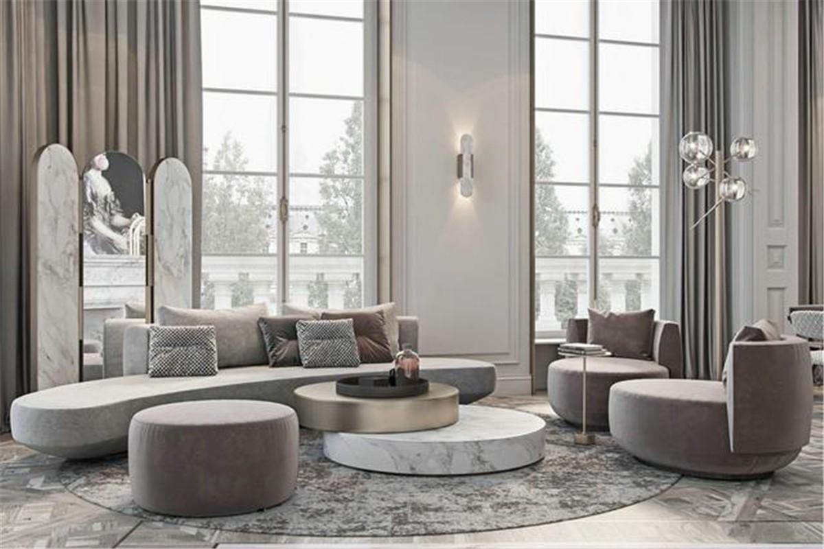 2020北欧客厅装修设计 2020北欧灯具图片
