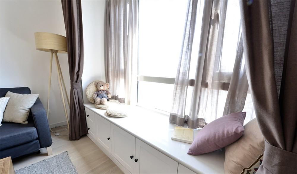 2020日式客厅装修设计 2020日式飘窗装饰设计