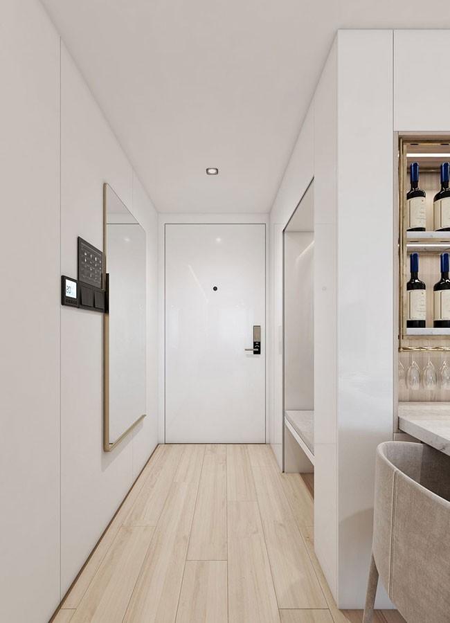 2020日式客厅装修设计 2020日式走廊装修效果图大全