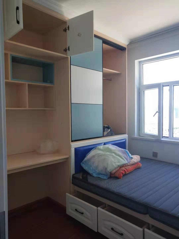 2020欧式卧室装修设计图片 2020欧式衣柜装修效果图片
