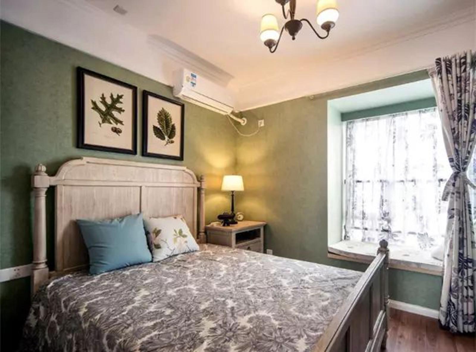 2020法式卧室装修设计图片 2020法式地砖装修图片