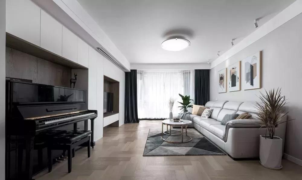 2020混搭150平米效果圖 2020混搭三居室裝修設計圖片