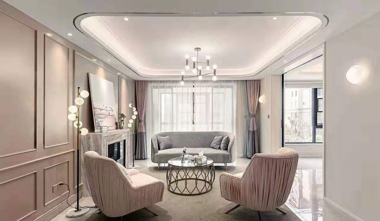 2021宜家客厅装修设计 2021宜家背景墙装修设计
