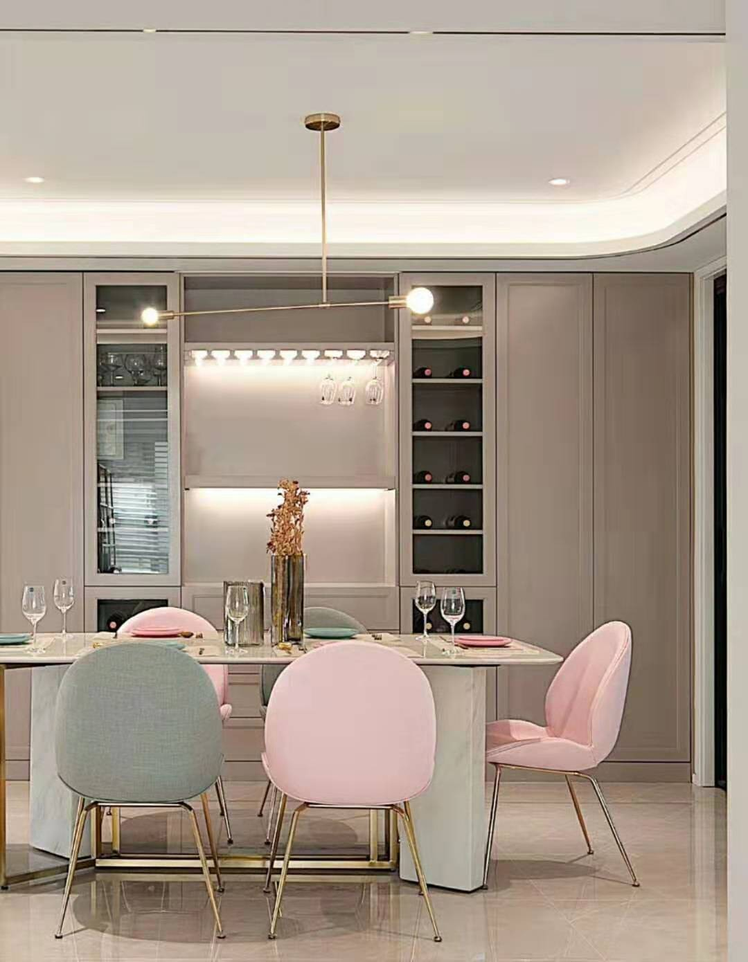 2020宜家90平米裝飾設計 2020宜家套房設計圖片