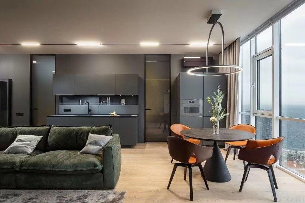 2020日式150平米效果圖 2020日式四居室裝修圖
