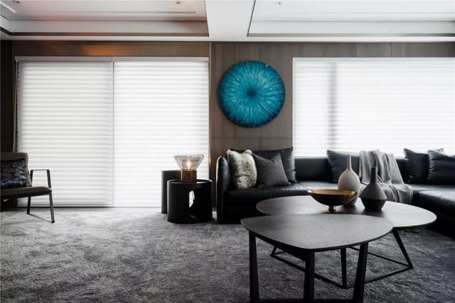 4室3卫3厅350平米现代风格