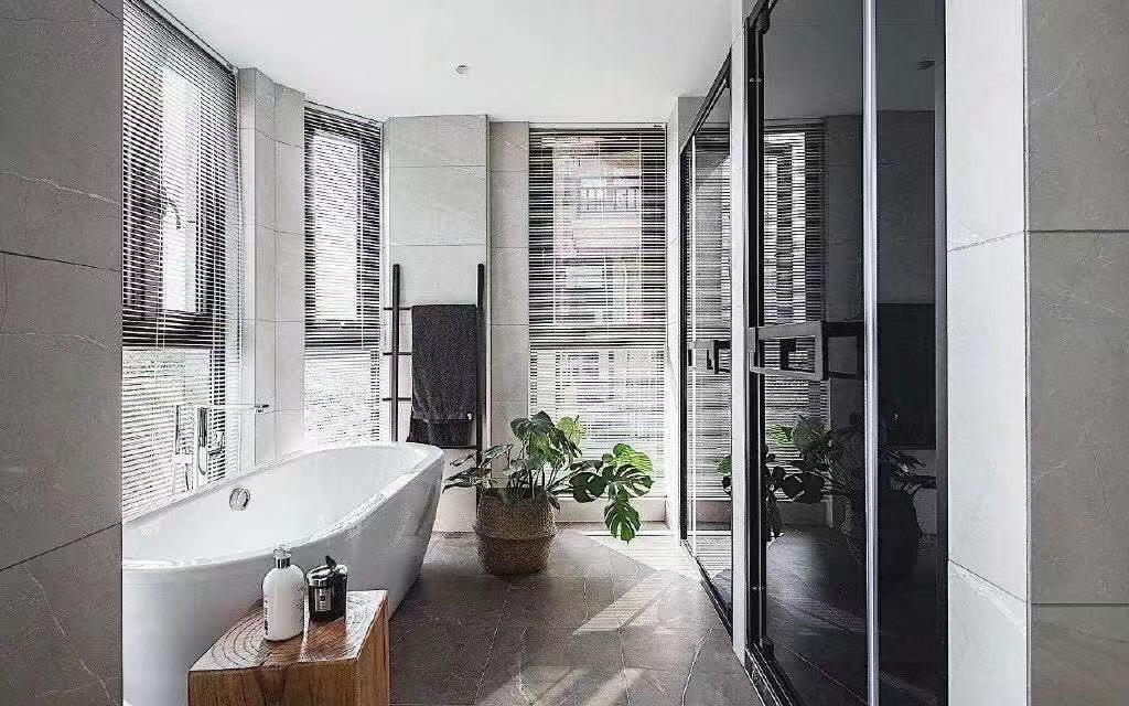 2020簡約衛生間裝修圖片 2020簡約浴室柜裝修圖片