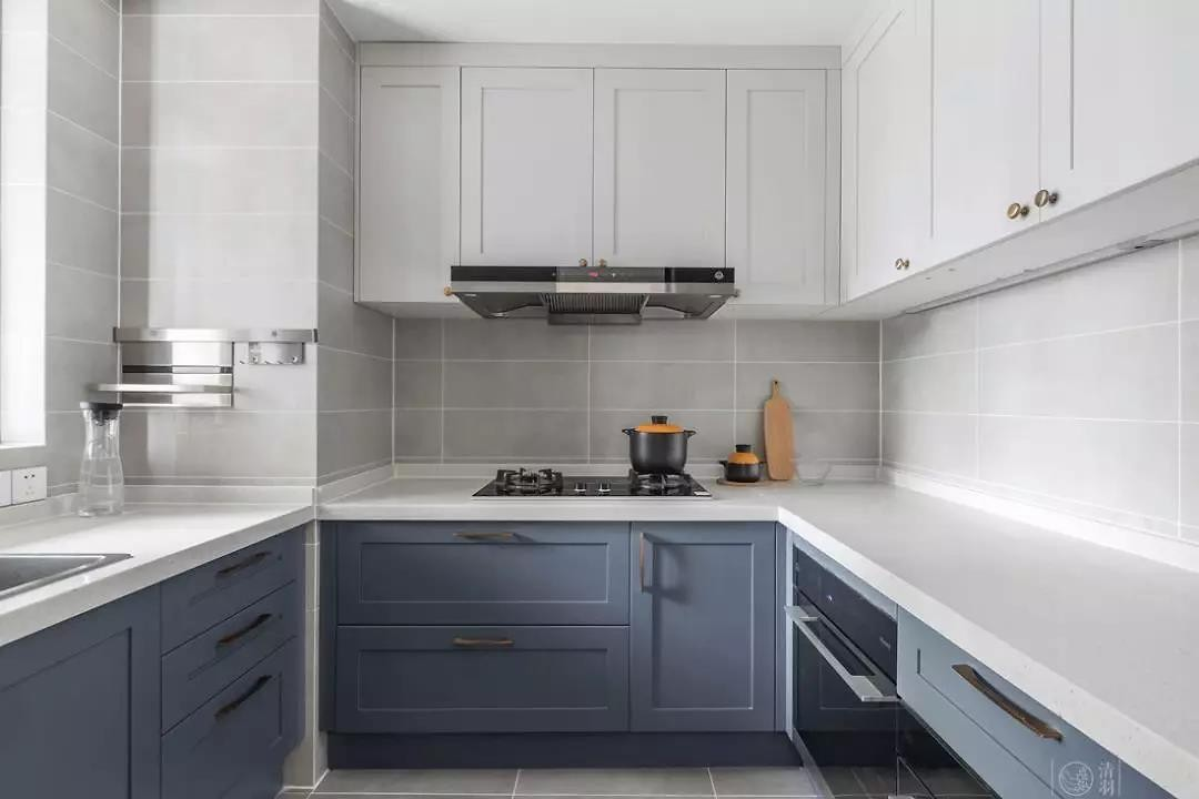 2020北欧厨房装修图 2020北欧背景墙装修效果图大全