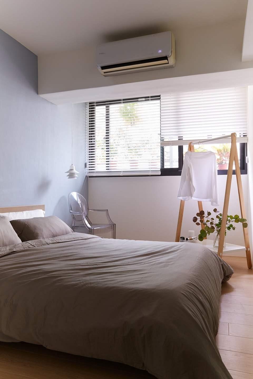 2020简约卧室装修设计图片 2020简约床图片
