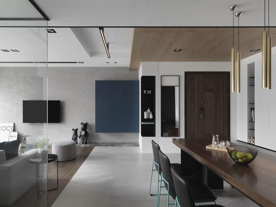 2021简欧90平米装饰设计 2021简欧套房设计图片