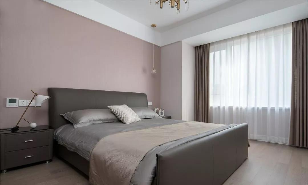 2020简欧卧室装修设计图片 2020简欧照片墙装修图
