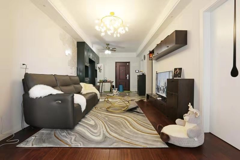 2室1卫2厅77平米美式风格