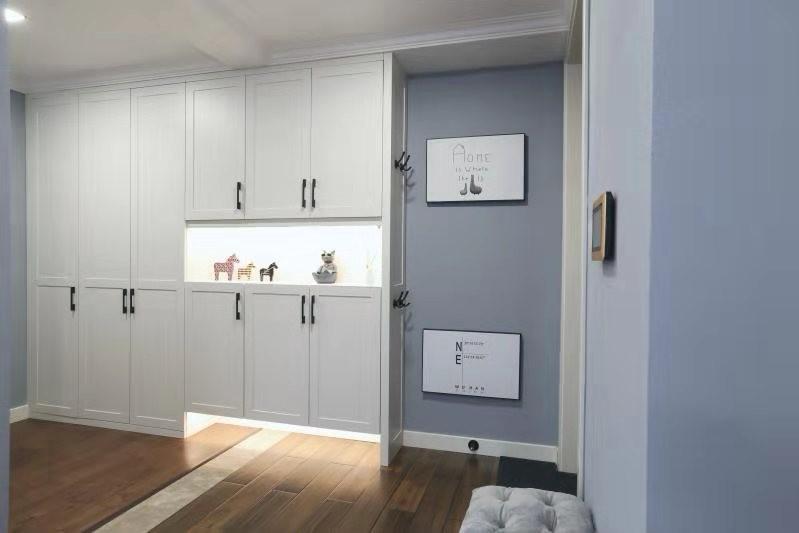 4室2卫4厅160平米现代风格