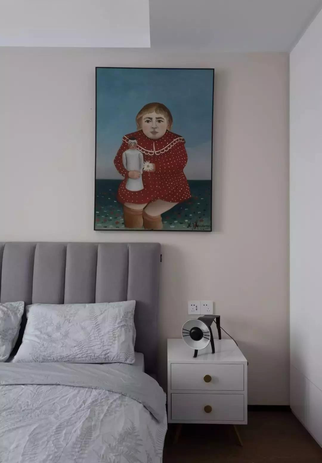 2020简约卧室装修设计图片 2020简约细节装修图