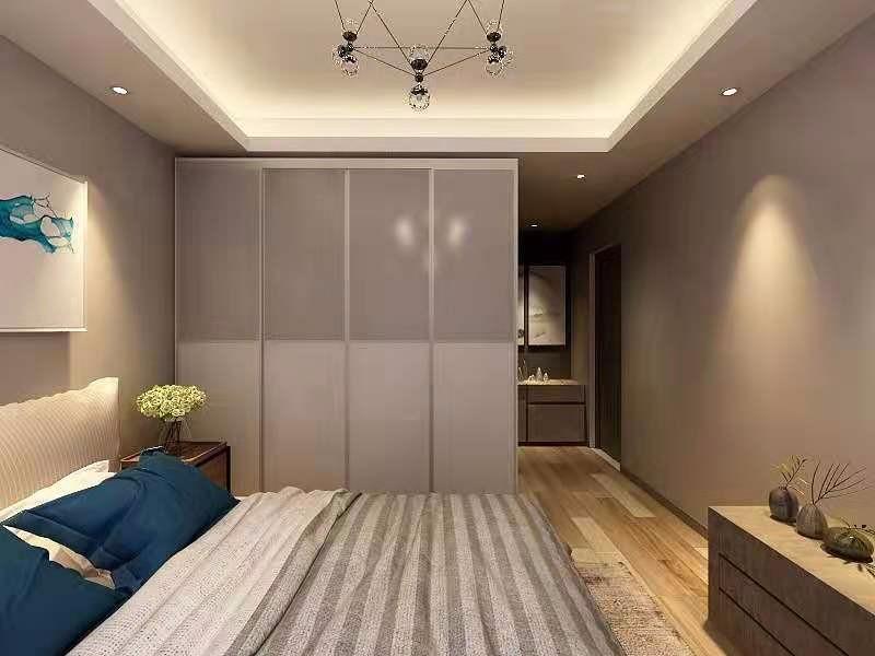 2020混搭卧室装修设计图片 2020混搭衣柜装修效果图片