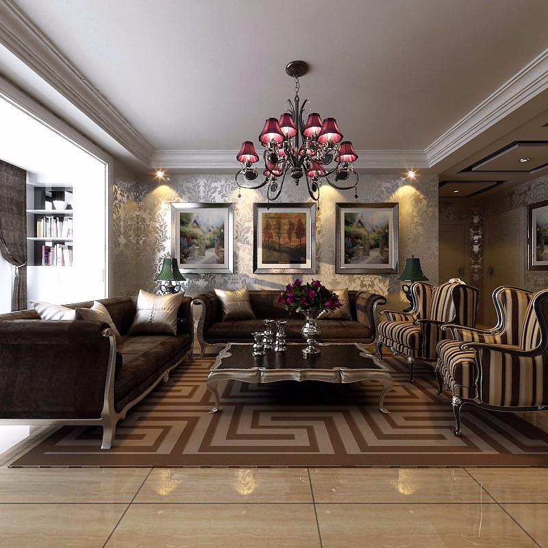 2020新古典客廳裝修設計 2020新古典沙發裝修設計