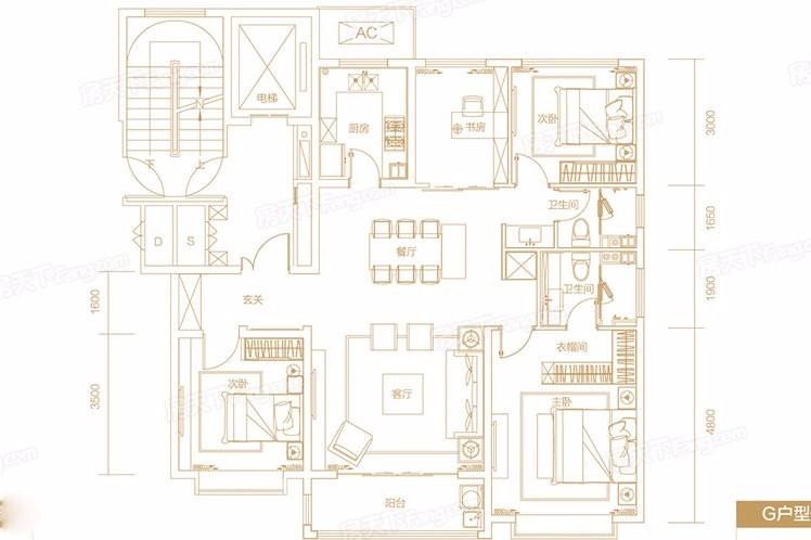 2020新中式陽光房設計圖片 2020新中式細節裝修效果圖大全