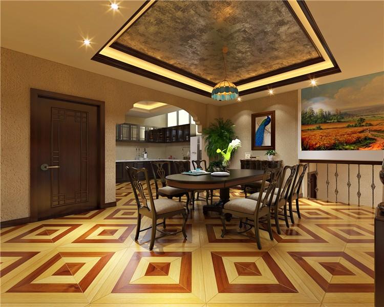 2020古典300平米以上装修效果图片 2020古典别墅装饰设计