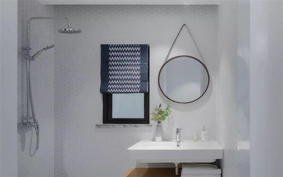 2020北歐衛生間裝修圖片 2020北歐洗漱臺裝飾設計