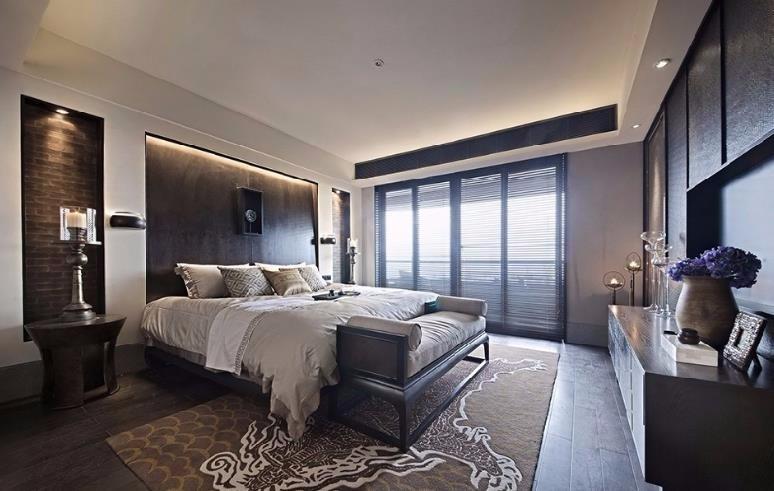 2020現代簡約240平米裝修圖片 2020現代簡約四居室裝修圖