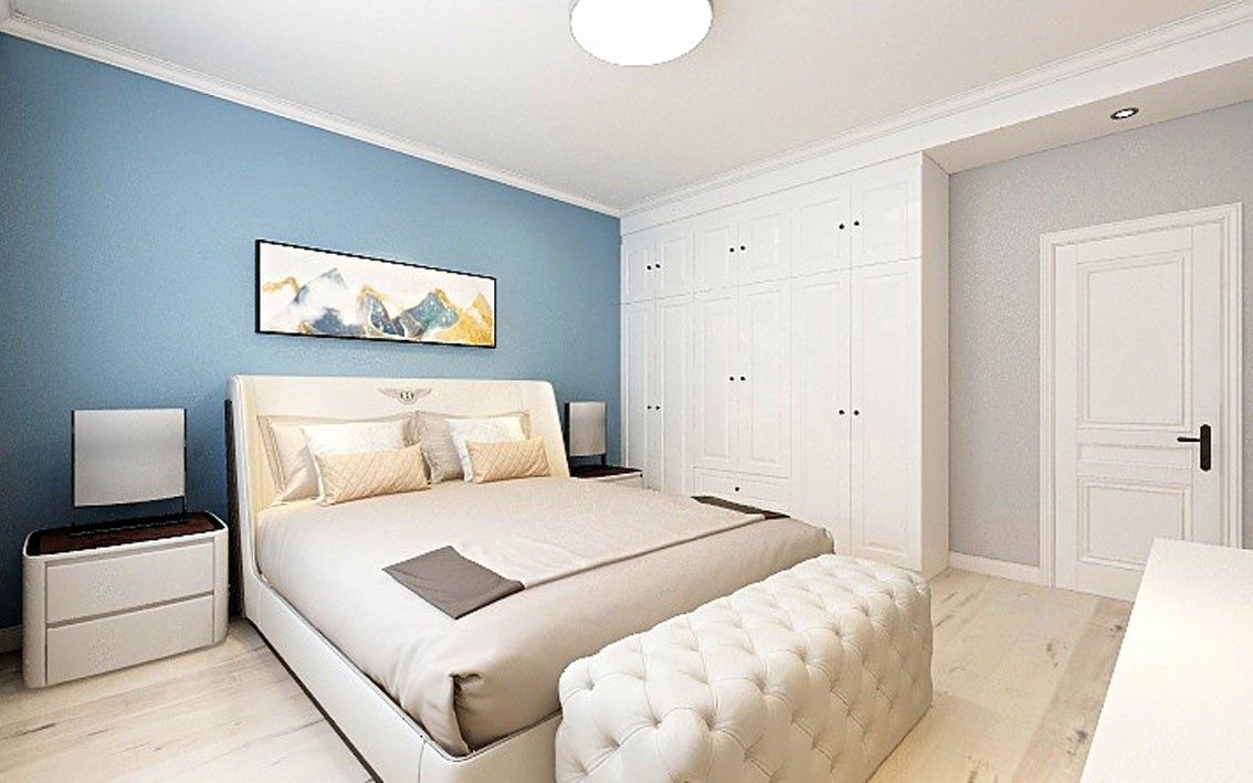 2020简约70平米设计图片 2020简约公寓装修设计
