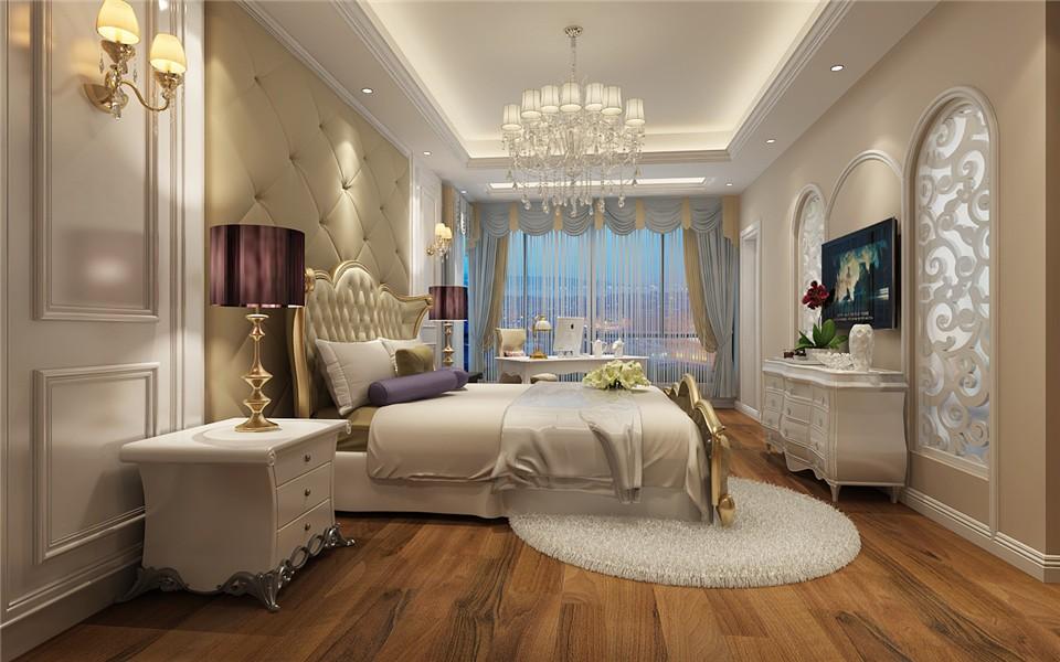 2020欧式240平米装修图片 2020欧式别墅装饰设计