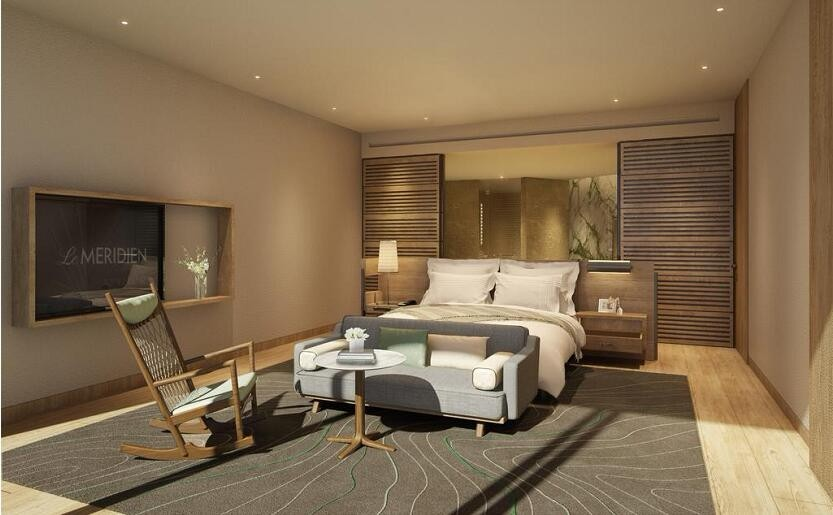 2021简约300平米以上装修效果图片 2021简约一居室装饰设计