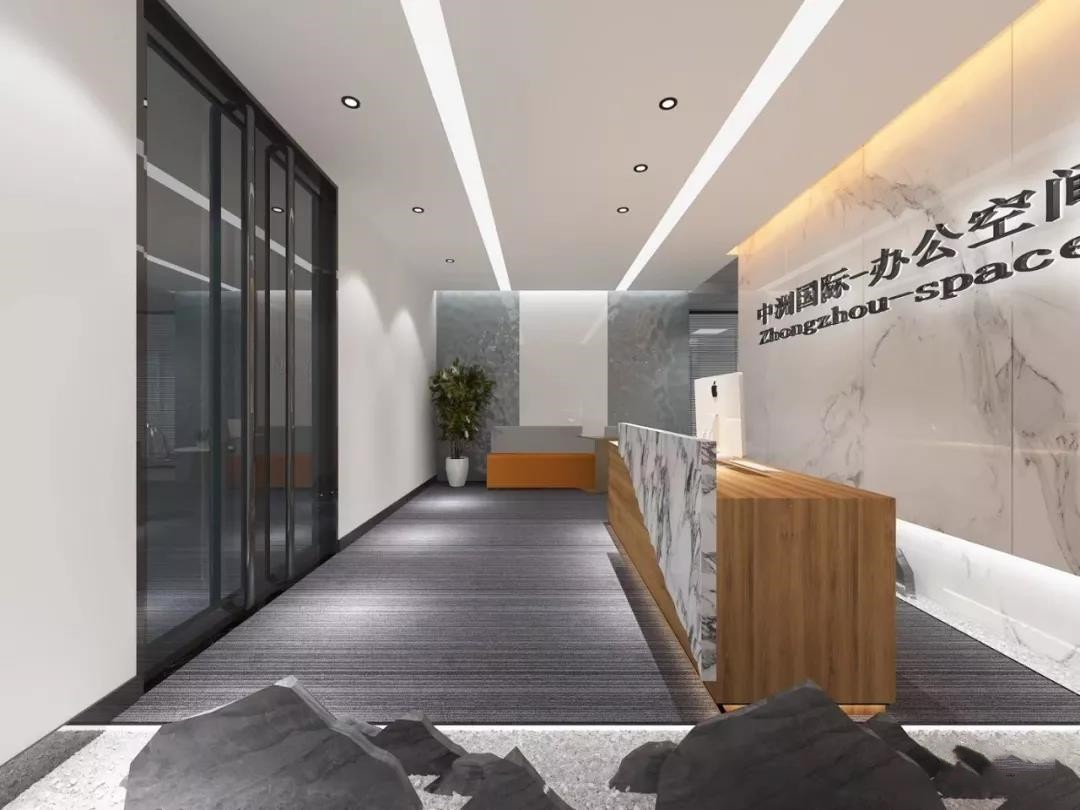 中洲辦公室裝修案例