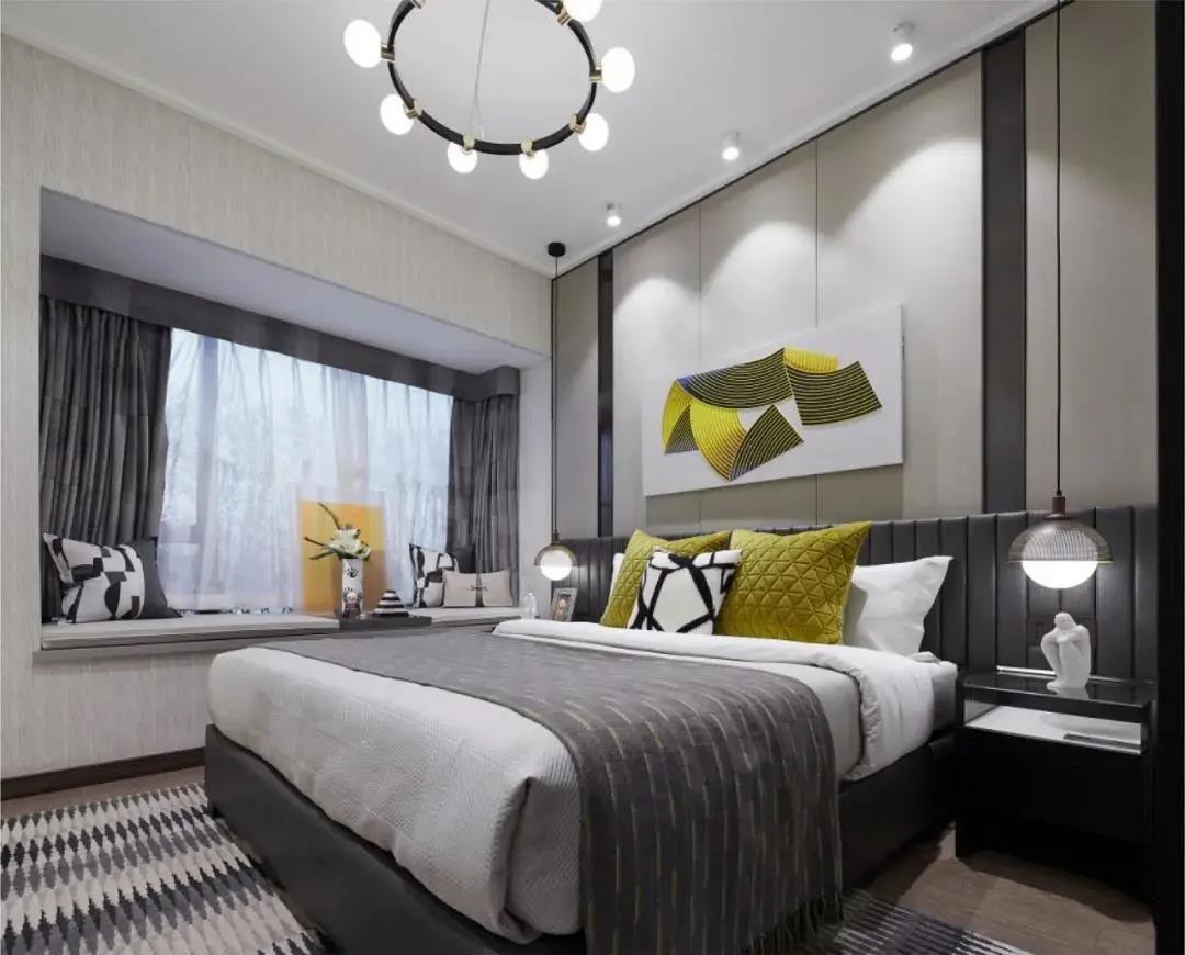 2020北歐臥室裝修設計圖片 2020北歐窗臺裝修設計圖片