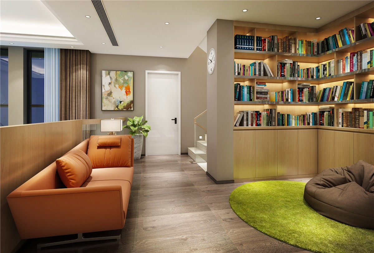 云巢定制設計--三層含地下室現代輕奢別墅設計