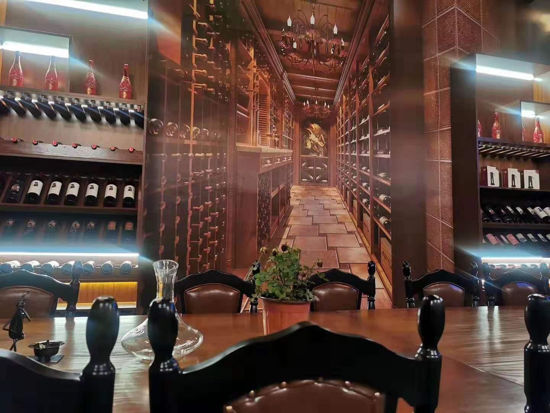 2020新中式酒窖裝修設計圖片 2020新中式細節裝修效果圖片