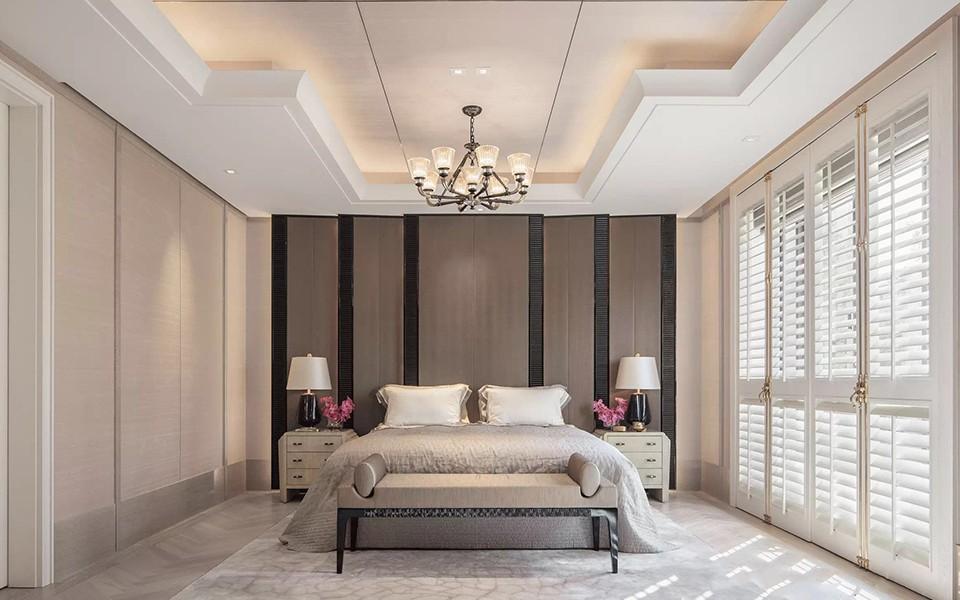 2020歐式臥室裝修設計圖片 2020歐式背景墻裝飾設計