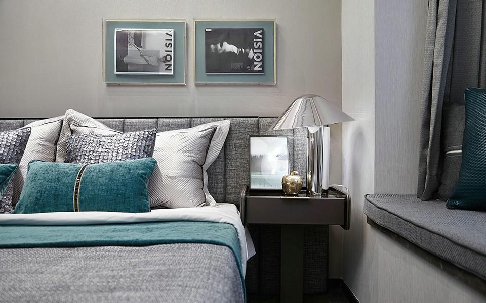 2020現代150平米效果圖 2020現代二居室裝修設計