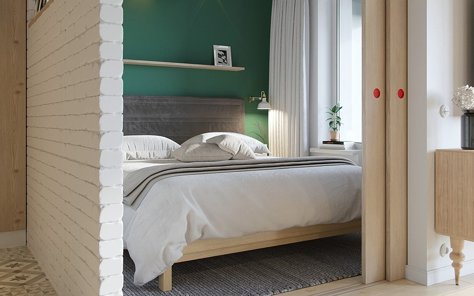 2021混搭90平米装饰设计 2021混搭一居室装饰设计