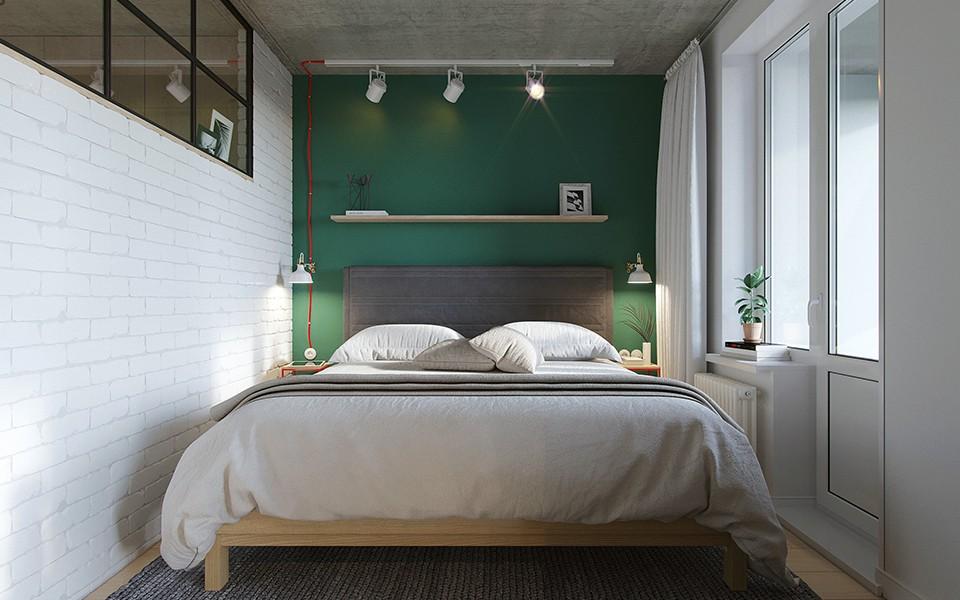 2020混搭臥室裝修設計圖片 2020混搭背景墻裝飾設計