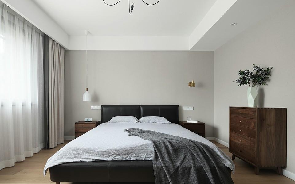 2020北歐臥室裝修設計圖片 2020北歐背景墻裝飾設計