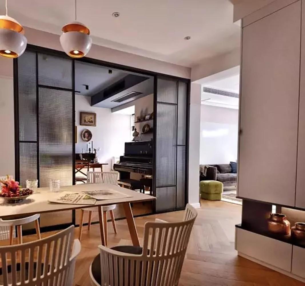 2021简欧70平米设计图片 2021简欧二居室装修设计