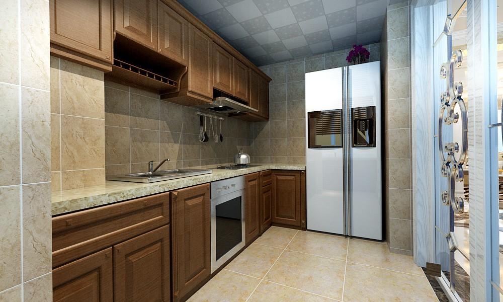 2020現代廚房裝修圖 2020現代櫥柜裝修效果圖片