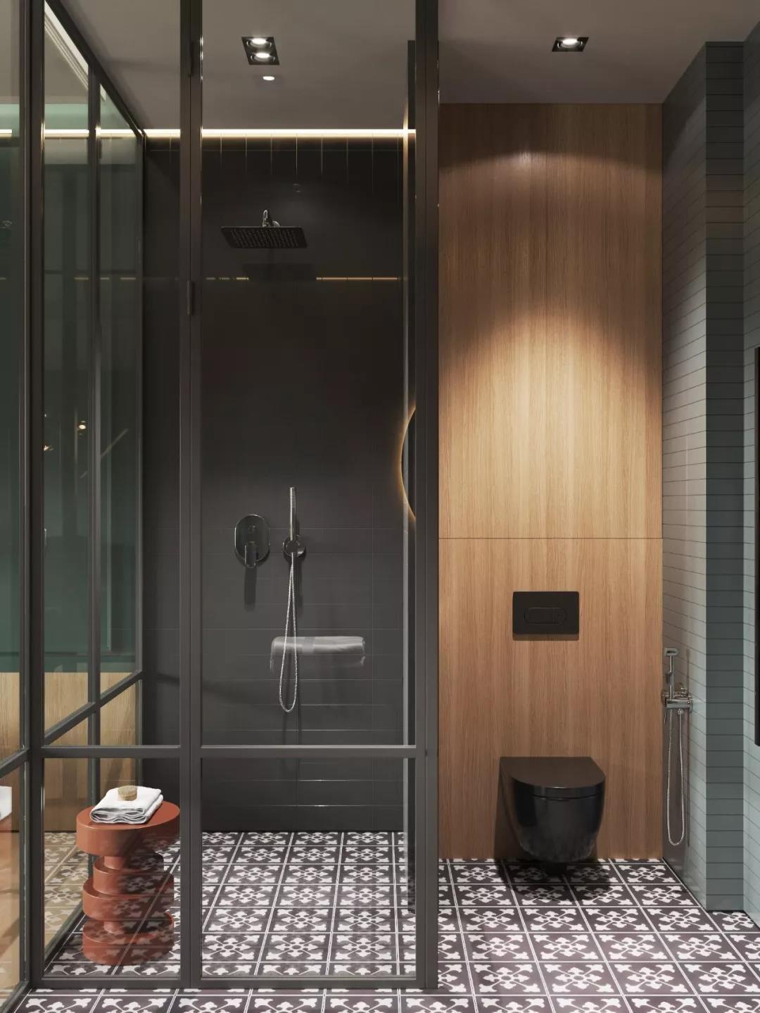 2021新古典卫生间装修图片 2021新古典浴室柜装修图片