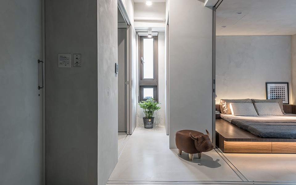 2020工業110平米裝修設計 2020工業公寓裝修設計