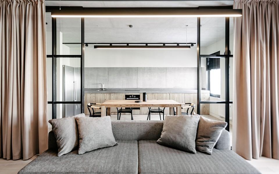 2020工业客厅装修设计 2020工业沙发装修设计