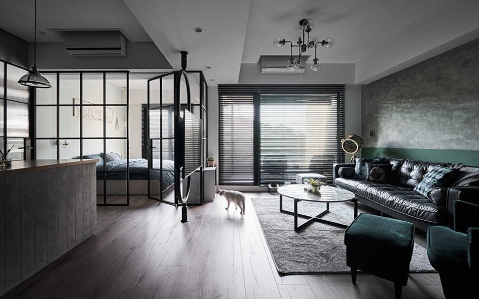 2020混搭150平米效果圖 2020混搭公寓裝修設計