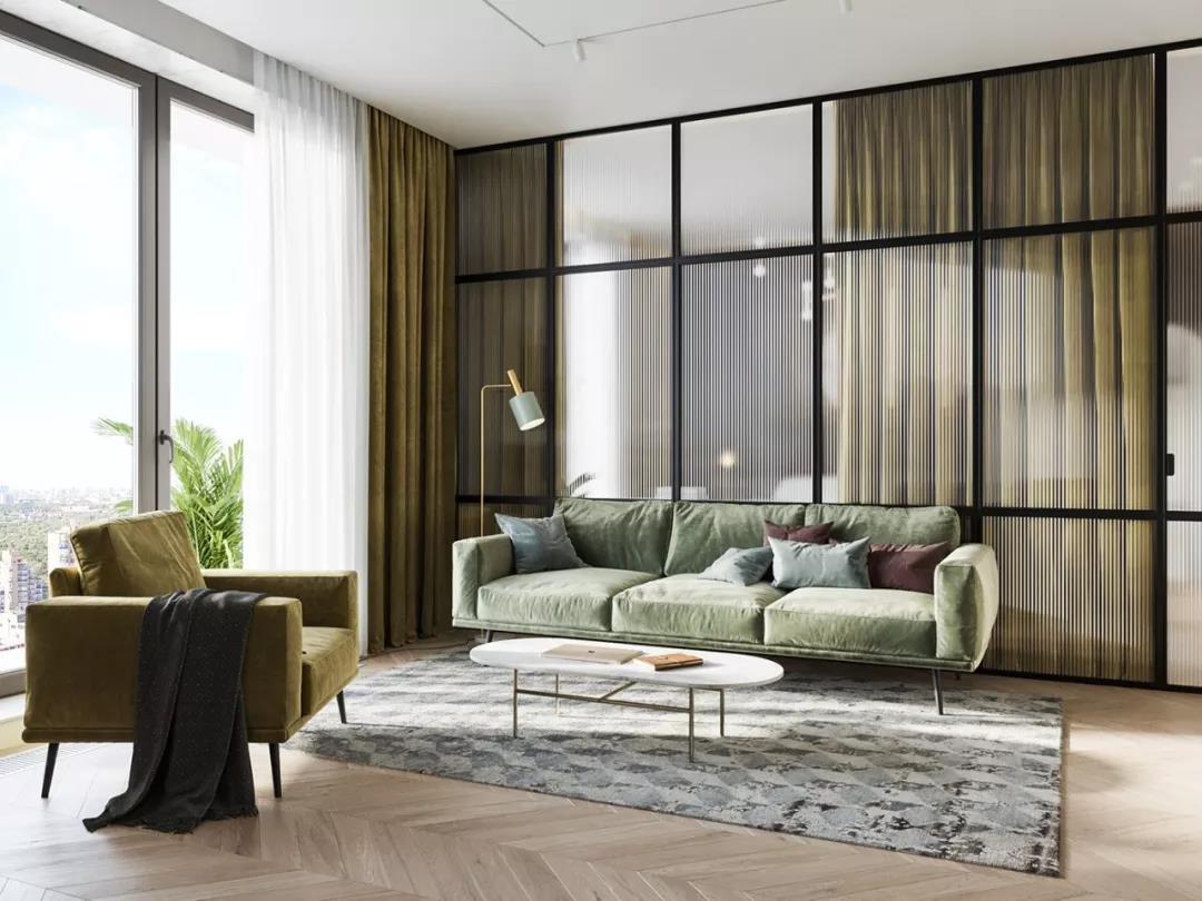 2021简约90平米装饰设计 2021简约一居室装饰设计