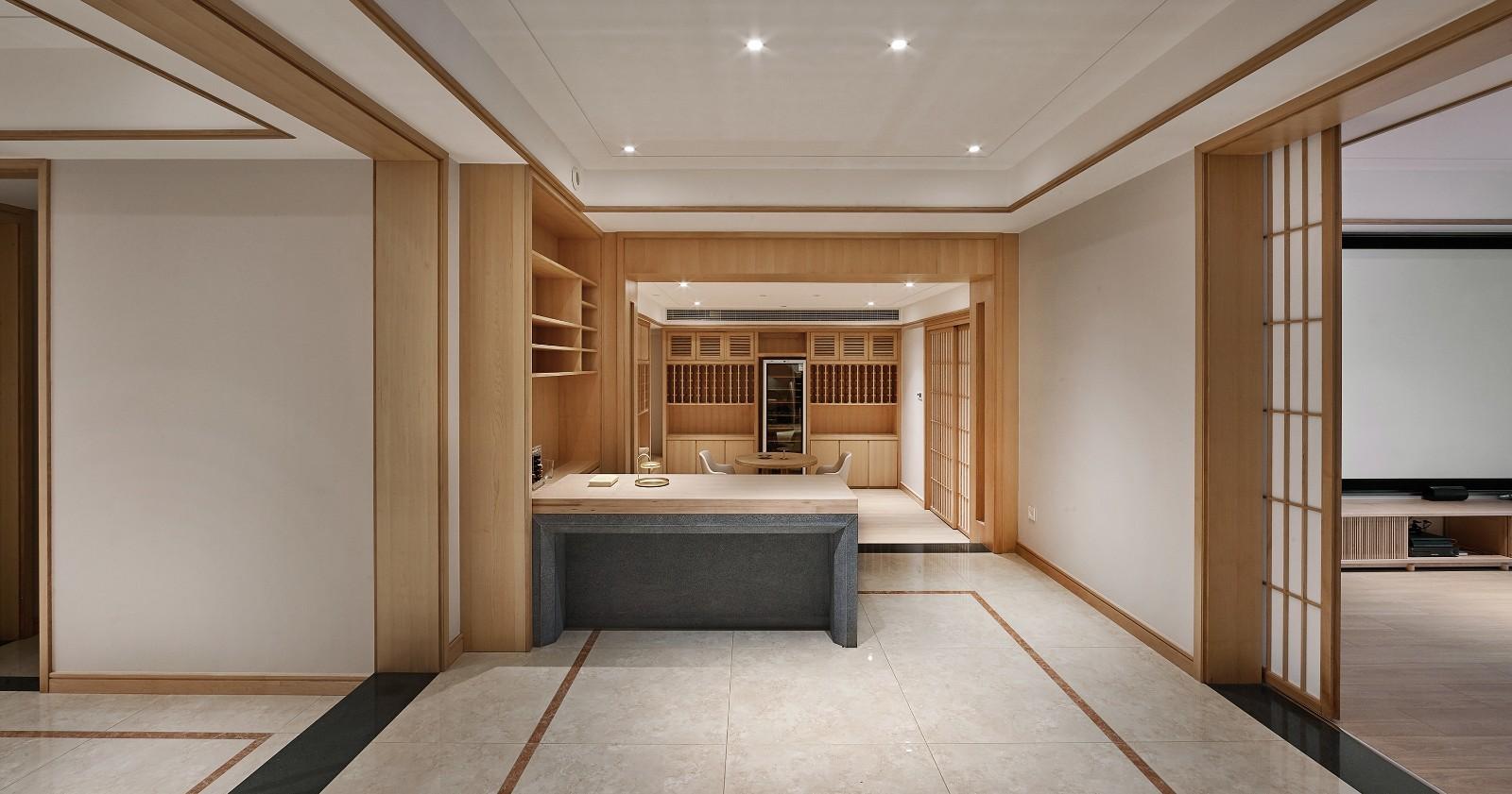 2020新中式书房装修设计 2020新中式榻榻米装修效果图大全