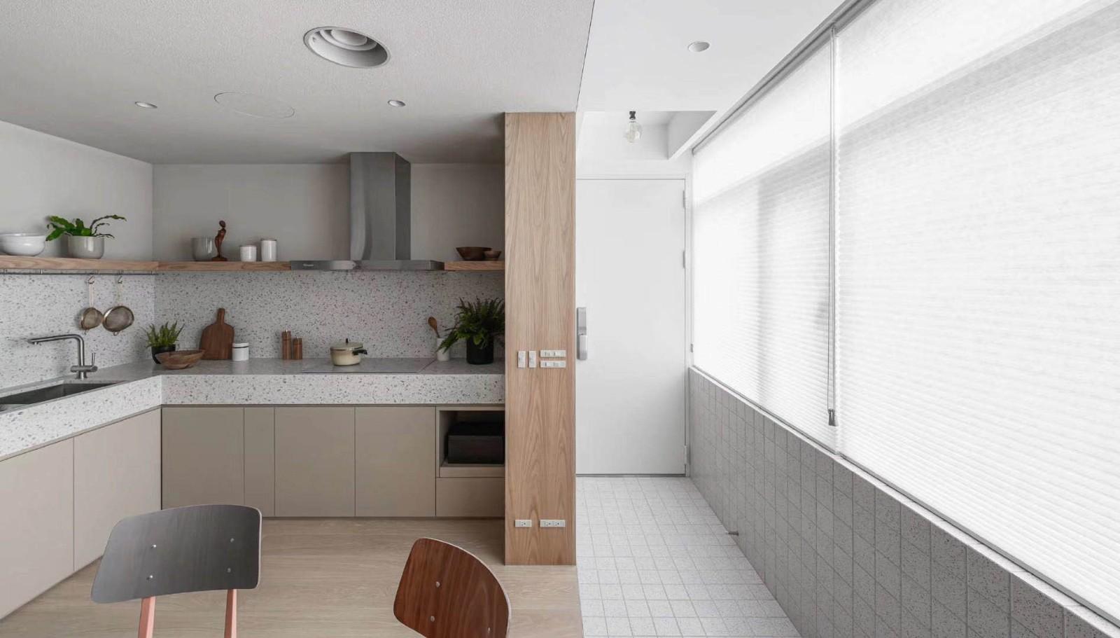 2020日式厨房装修图 2020日式橱柜装修效果图片