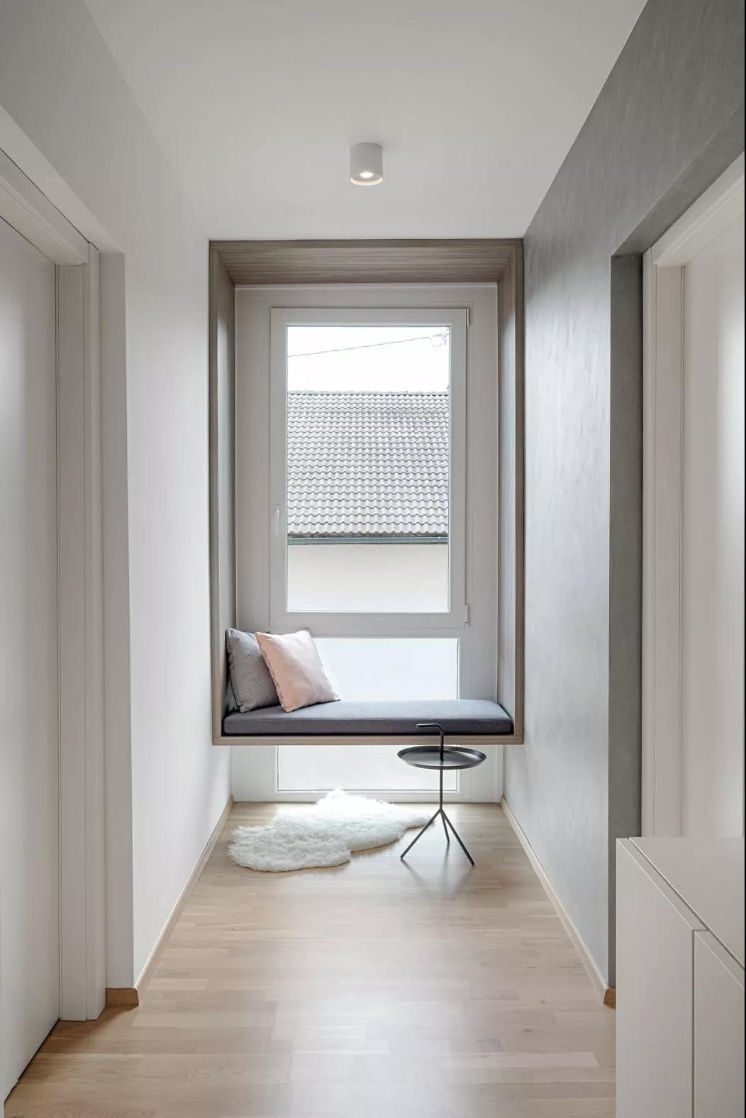 2020北欧书房装修设计 2020北欧飘窗装修设计图片