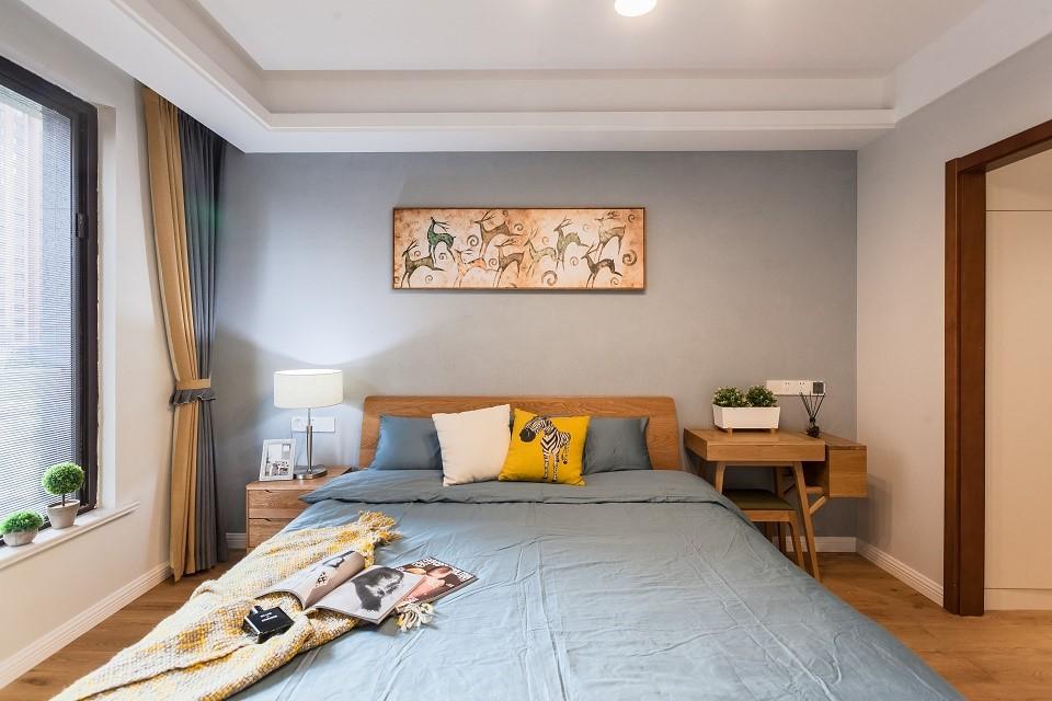 2室2卫1厅120平米北欧风格