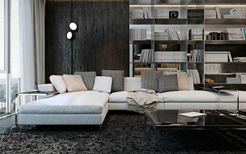 2020现代240平米装修图片 2020现代公寓装修设计